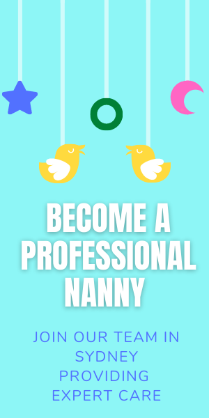 BECOME A PROFESSIONAL NANNY