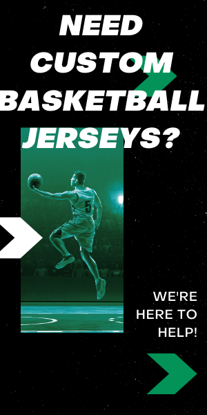 NEED CUSTOM BASKETBALL JERSEYS?